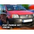 FIAT PANDA 5 ajtós 09/2003 -> (Téli hűtőrács-maszk)