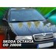 SKODA OCTAVIA 06/2000 -> (Téli hűtőrács-maszk)
