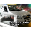 CHEVROLET AVEO 4 ajtós 2007> 4db-os sedan (légterelő)