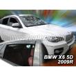 BMW X6 5 ajtós 4db-os (légterelő)