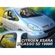 CITROEN XSARA PICASSO 5 ajtós 1999> 4db-os (légterelő)
