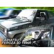 DAIHATSU FEROZA 2 ajtós 1989 - 1998 (légterelő)