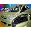 DAIHATSU COURE VII 5 ajtós 2007 > (légterelő)