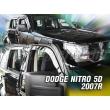 DODGE NITRO 5 ajtós 2007 > 4db-os (légterelő)