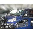 FIAT SCUDO / PEUGEOT EXPERT / CITROEN JUMPY 4 ajtós 02 - 2007 > (légterelő)