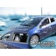 FIAT BRAVO 5 ajtós 03 - 2007 > 4db-os (légterelő)