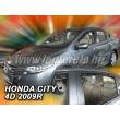 HONDA CITY 4 ajtós 2008 sedan > 4db-os (légterelő)