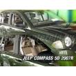 JEEP COMPASS 5 ajtós 2007 > 4db-os (légterelő)