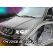 KIA JOICE 5 ajtós 1999 - 2002 (légterelő)
