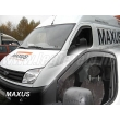 MAXUS 3/4 ajtós 2006- 2db-os HEKO /légterelő/ *  Ingyen szállítás 05.03-09 között!