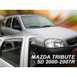 MAZDA TRIBUTE 5 ajtós 2000-2007 4db-os (légterelő)