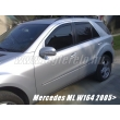 MERCEDES M ML W164, 5 ajtós 06/2005> (légterelő)