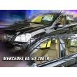 MERCEDES GL 5 ajtós 2007> 4db-os (légterelő)