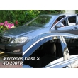 MERCEDES S W221 4 ajtós 2005 > (légterelő)