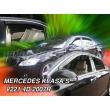 MERCEDES S V 221 4 ajtós 2007 > 4db-os (légterelő)