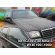 MERCEDES S W140 4 ajtós 1991 - 1998 (rögzítése kétoldalas ragasztóval kívülről a ...
