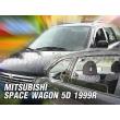 MITSUBISHI SPACE WAGON 5 ajtós 1999 - 2005 4db-os (légterelő)