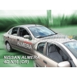 NISSAN ALMERA N16 4 ajtós 2000 2000> 4db-os SED (rögzítése kétoldalas ragasztóval k�...
