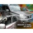 NISSAN X-TRAIL 5 ajtós 09 - 2007 > 4db-os (légterelő)