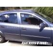 OPEL ASTRA G 4 ajtós / 5 ajtós 1998> 4db-os sedan/htb (légterelő)