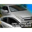 OPEL ASTRA H 5 ajtós 2004> 4db-os combi (légterelő)