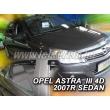 OPEL ASTRA H 4 ajtós 2007> 4db-os sedan (légterelő)