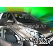 RENAULT SCENIC III 5 ajtós 2009> (légterelő)