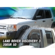 LAND ROVER DISCOVERY III 5 ajtós 2005 > 4db-os (légterelő)