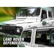 LAND ROVER DEFENDER 4 ajtós 4db-os (légterelő)