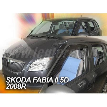 SKODA FABIA II 5 ajtós - 2008 > 4db-os COMBI (légterelő)