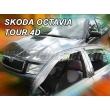SKODA OCTAVIA I 4 ajtós 1996>(rögzítése kétoldalas ragasztóval kívülről a keretre...