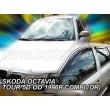 SKODA OCTAVIA I 5 ajtós 10/1996>(rögzítése kétoldalas ragasztóval kívülről a kere...
