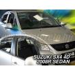 SUZUKI SX4 4 ajtós 2008> 4db-os SEDAN (légterelő)