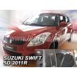 SUZUKI SWIFT 2010/11> 5 ajtós 4db-os (légterelő)