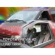 TOYOTA PREVIA 3/4 ajtós 1990 - 1999 (rögzítése kétoldalas ragasztóval kívülről a ...