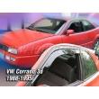 VW CORRADO 3 ajtós 1988-1995 2db-os HEKO /légterelő/ *
