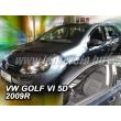VW GOLF VI 5 ajtós 10/2008> (légterelő)