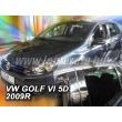 VW GOLF VI 5 ajtós 10/2008> 4db-os (légterelő)