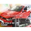 VW POLO 2009> 5 ajtós 4db-os (légterelő)