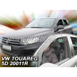 VW TOUAREG 5 ajtós 11/2010 > (légterelő)