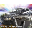 VW JETTA 4 ajtós 2011> 4db-os SEDAN (légterelő)