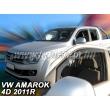 VW AMAROK 4 ajtós 2011> (légterelő)