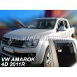 VW AMAROK 4 ajtós 2011> 4db-os (légterelő)