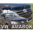 VW AMAROK  2009- 2017 (Facelift Előtt) HEKO Motorháztetővédő Ingyen szállítjuk!