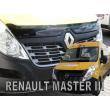 RENAULT  MASTER  2014-2019 (Facelift Után)   HEKO Motorháztetővédő