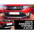 DACIA SANDERO / SANDERO STEPWAY II 2013- 2016 (Facelift Előtt)  HEKO Téli Hűtőrácstak...