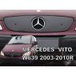 MERCEDES VITO / VIANO W639 2003- 2010 (Facelift Előtt)  HEKO Téli Hűtőrácstakaró