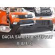 DACIA SANDERO STEPWAY II 2016-  (Facelift Után)  HEKO Téli Hűtőrácstakaró