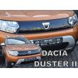 DACIA DUSTER II 2018- (kamera nélküli kivitelhez)  (Felső) HEKO Téli Hűtőrácstakar�...