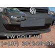 VW GOLF VII 2012-2016 (Facelift Előtt) (Alsó) HEKO Téli Hűtőrácstakaró